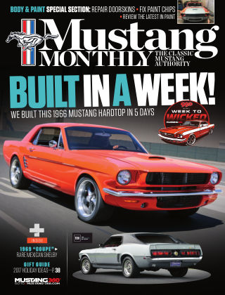 Mustang Monthly Nov 2017