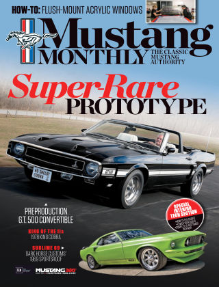 Mustang Monthly Dec 2017