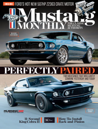 Mustang Monthly Jan 2018