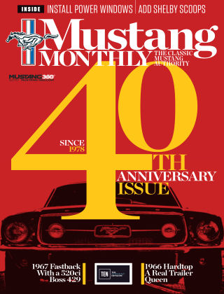 Mustang Monthly Feb 2018