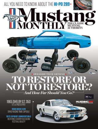 Mustang Monthly Mar 2018