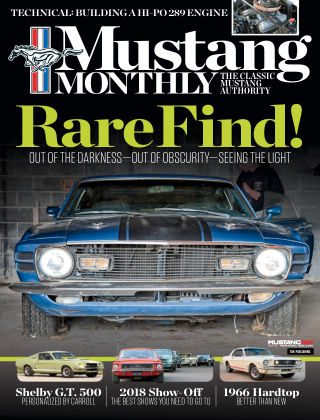 Mustang Monthly Apr 2018