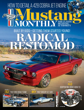 Mustang Monthly May 2018
