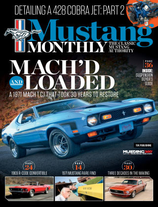 Mustang Monthly Jun 2018