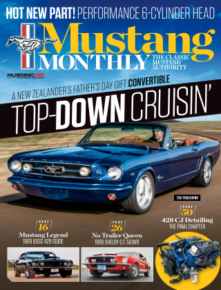 Mustang Monthly Jul 2018