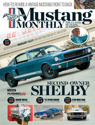 Mustang Monthly Aug 2018