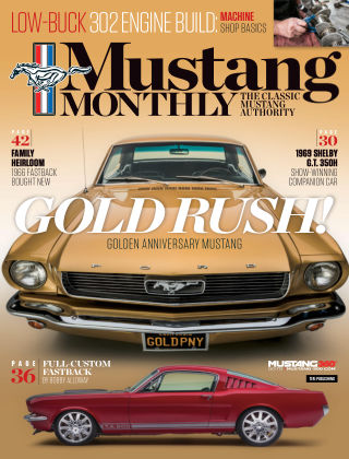 Mustang Monthly Sep 2018