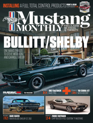 Mustang Monthly Nov 2018