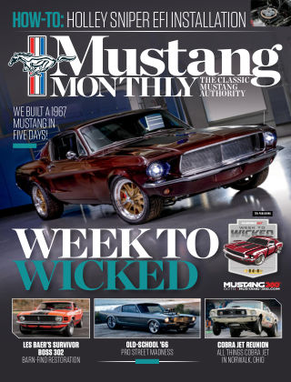 Mustang Monthly Dec 2018
