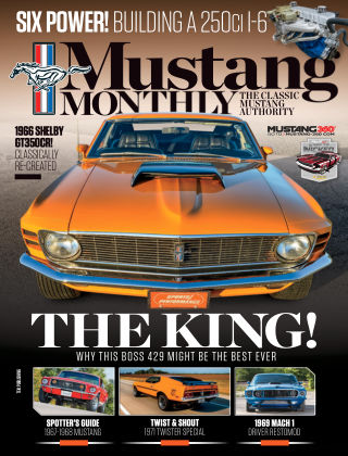 Mustang Monthly Jan 2019