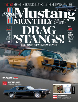 Mustang Monthly Feb 2019