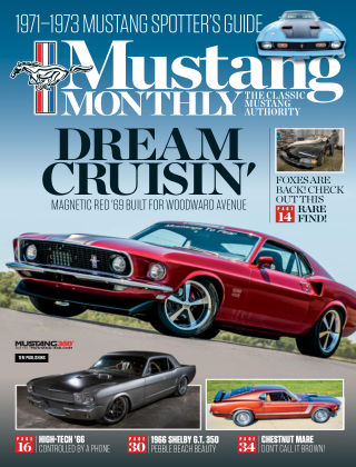 Mustang Monthly Mar 2019