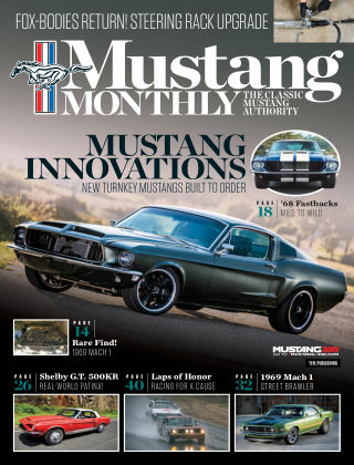 Mustang Monthly Apr 2019