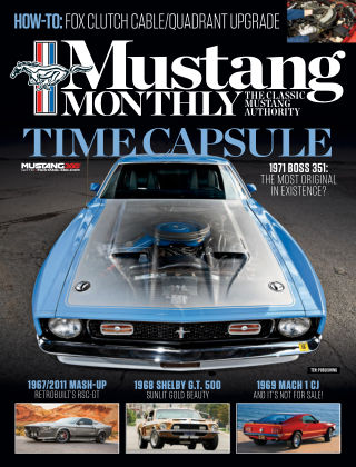 Mustang Monthly May 2019