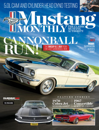 Mustang Monthly Jun 2019
