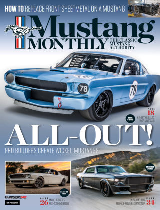 Mustang Monthly Jul 2019