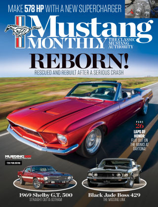 Mustang Monthly Sep 2019