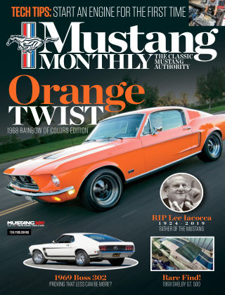 Mustang Monthly Oct 2019