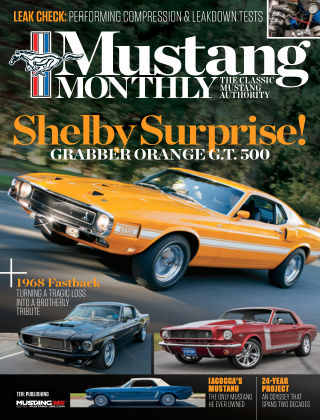 Mustang Monthly Nov 2019