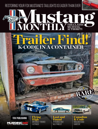 Mustang Monthly Dec 2019
