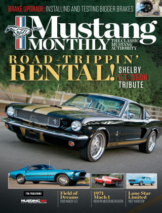Mustang Monthly Jan 2020