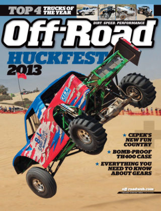 Dirt Sports + Off-Road January 2014