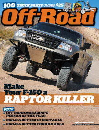 Dirt Sports + Off-Road December 2013