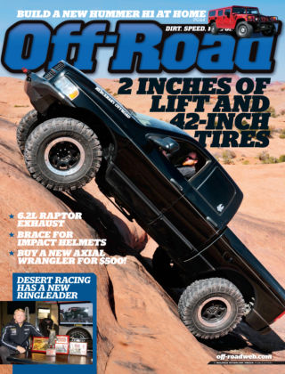 Dirt Sports + Off-Road August 2013