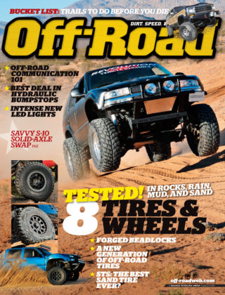 Dirt Sports + Off-Road October 2013