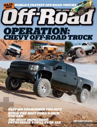 Dirt Sports + Off-Road November 2013