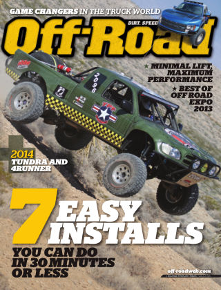 Dirt Sports + Off-Road February 2014