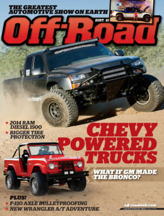 Dirt Sports + Off-Road March 2014