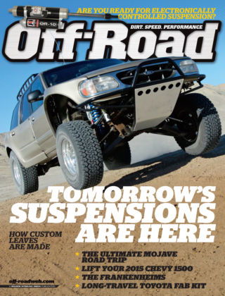 Dirt Sports + Off-Road April 2014