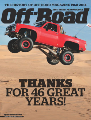 Dirt Sports + Off-Road May 2014