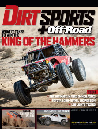 Dirt Sports + Off-Road June 2014