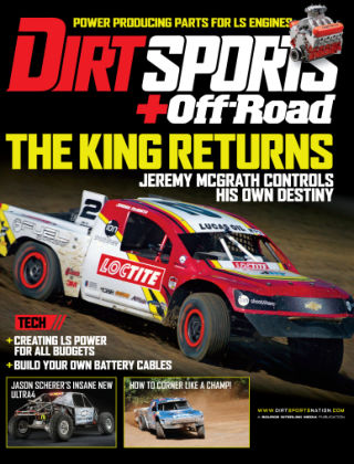 Dirt Sports + Off-Road September 2014