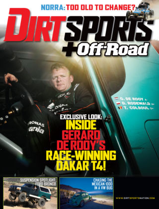 Dirt Sports + Off-Road October 2014