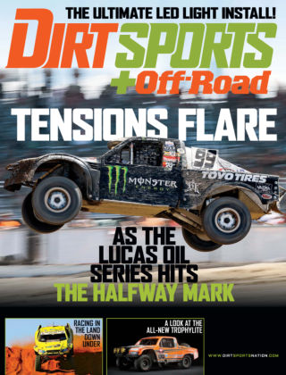 Dirt Sports + Off-Road November 2014
