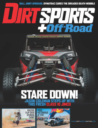 Dirt Sports + Off-Road December 2014