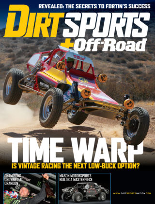Dirt Sports + Off-Road January 2015