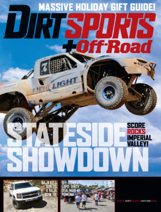 Dirt Sports + Off-Road February 2015