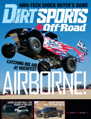 Dirt Sports + Off-Road March 2015