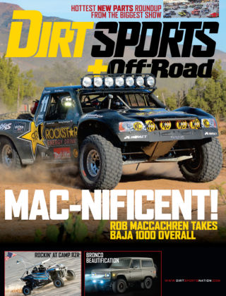 Dirt Sports + Off-Road April 2015