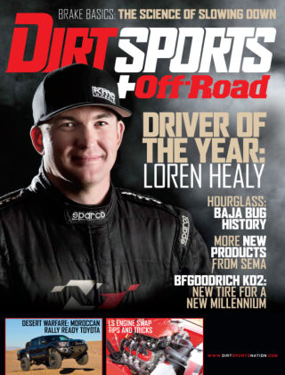 Dirt Sports + Off-Road May 2015