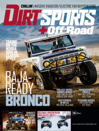 Dirt Sports + Off-Road June 2015