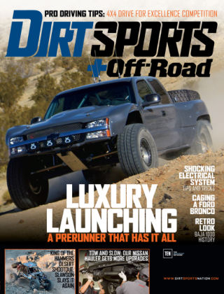 Dirt Sports + Off-Road July 2015