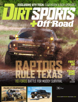 Dirt Sports + Off-Road September 2015