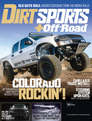 Dirt Sports + Off-Road October 2015