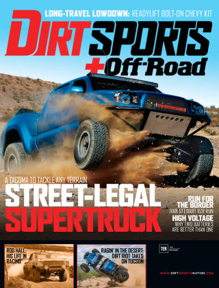 Dirt Sports + Off-Road November 2015