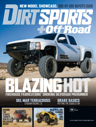 Dirt Sports + Off-Road December 2015